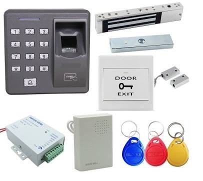 EM Lock With Bond Sensor Access Control Products