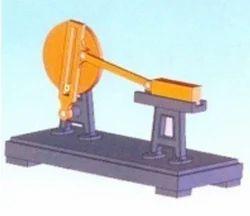 Two Crank & Linkage Drive Model