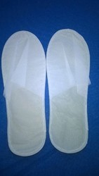 Non Woven Slippers Close Toe