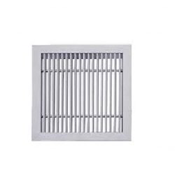 Single Louver Aluminum Grill