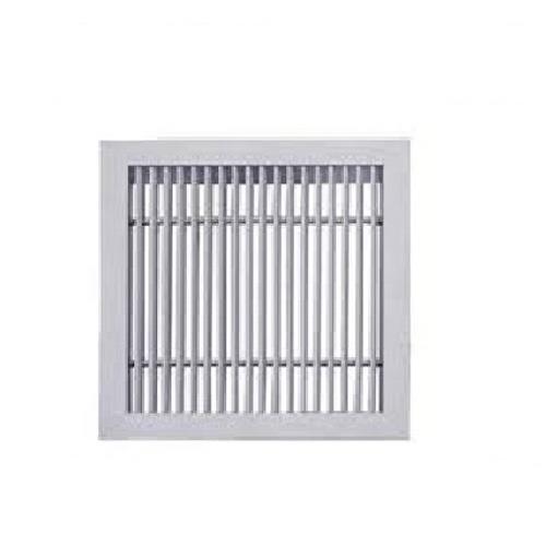 Air Distribution Product Louvers Manufacture From India - Double
