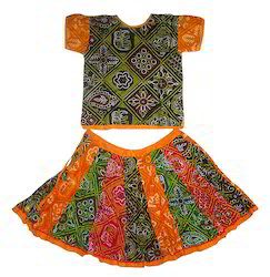 Rajasthani Kids Dress