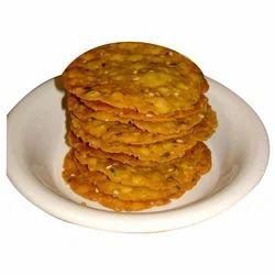 Crispy Masala Puri