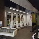 Beauty Parlor Interior Designing