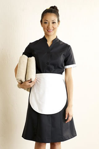 Housekeeping Uniform - Housekeeping Apron Manufacturer ...