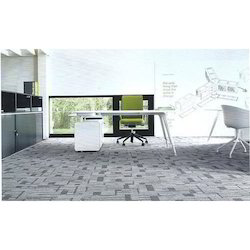 Modular Design Carpet Tiles