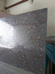 Brown Cats Eye Granite Stone Slab