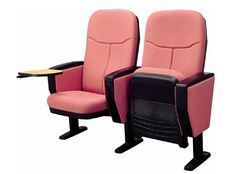 Pink Conference Hall Chair