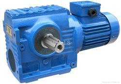 Helical Worm Geared Motor - Helical Worm Gear Box