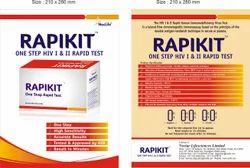 HIV Rapid Test Device