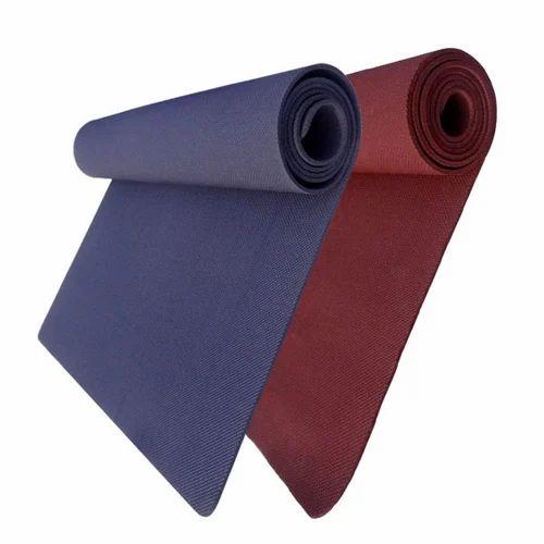Rectangular Shape Residential Yoga Mats (12mm), Rs 800