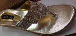 Ladies Patch Footwear