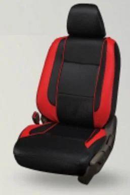 Autoform U Sharp Car Seat Cover Red Black