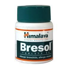 Himalaya Bresol 60 Tablets