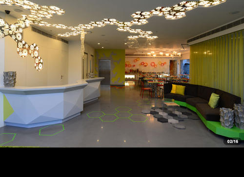Hospitality Industry Interior Design