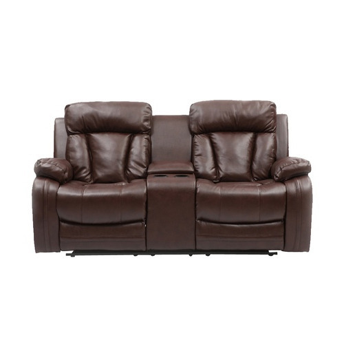 Modern Two Seater Recliner Sofa With
