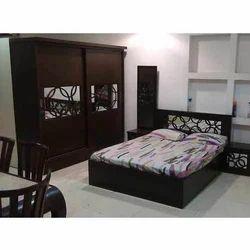 Bedroom Furniture Mumbai wooden bedroom set in mumbai, maharashtra, india - indiamart