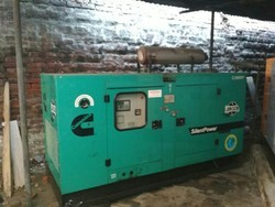 Cummins 40 kVA Single Phase Silent Diesel Generator, Voltage: 220 V