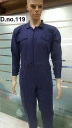 Navy Blue Boiler Suit