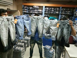 White Wash Jeans