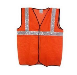Nylon Plain High Visibility Jackets