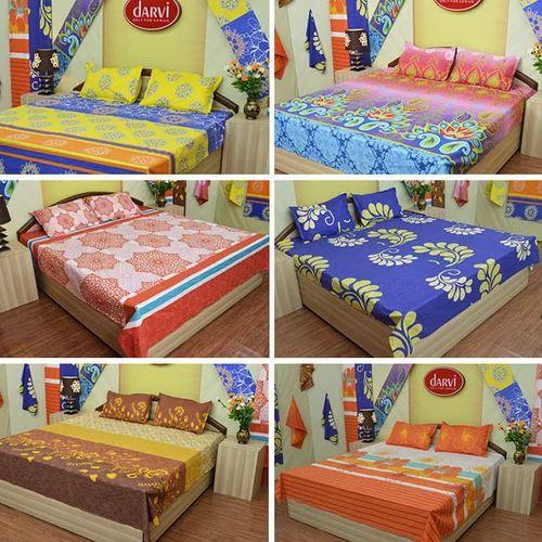 Home Appliances Darvi Luxury Cool Cotton Bedsheets
