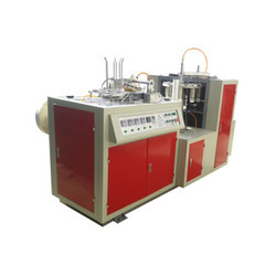 Coffee And Tee Cup Making Machine
