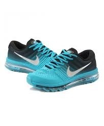 hot sale online 97a5f fe40b Men Nike Air Max 2017 Blue Black The Air Cushion Imported Shoes, Size 9