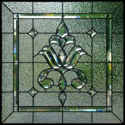 Designer Glass, Shape: Square
