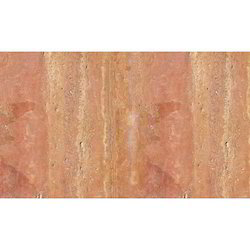 Classic Red Travertine Marble