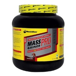 Mass Gainer Pro With Creapure 1Kg