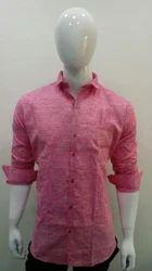 Cotton Plain Shirt