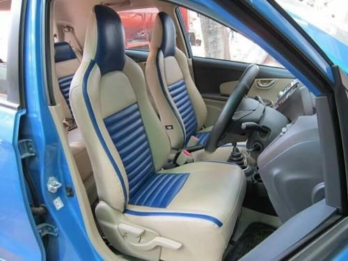 Strange Touch Leather Car Seat Cover Machost Co Dining Chair Design Ideas Machostcouk