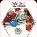 Zinc Coated Real Fasteners