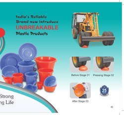 Unbreakable Plastic Products