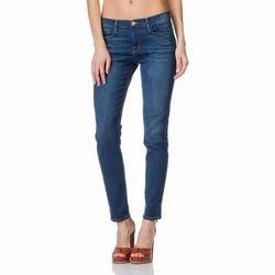 Comfort Stretchable Ladies Designer Jeans, Waist Size: 32