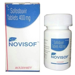 Sofosbuvir Novisof Tablets