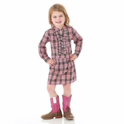d48dfd4a4 Baby Girls Western Dress, Children Dresses, Kids Clothes ...