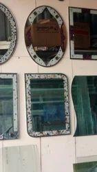 Designer Glass, Shape: Flat