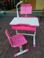 Kids Study Table With Chair