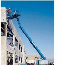 Telescopic Boom Cranes, Cranes, Forklift & Lifting Machines | MK