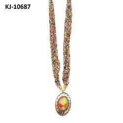 Handmade Bead Necklace