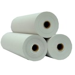 White Paper Thermal Fax Roll