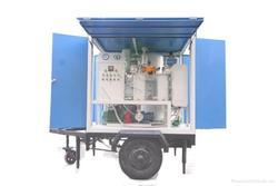 Truck Mounted Transformer Oil Filtration Plant