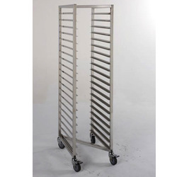 Steel Cage Trolley