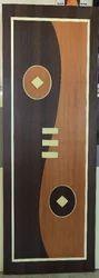 Decorative PVC Door, Thickness: 30 mm