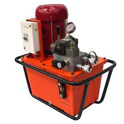 Prestressing Jack Hydraulic Power Packs