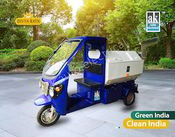 Divya Rath Battery Operated Garbage Vehicle