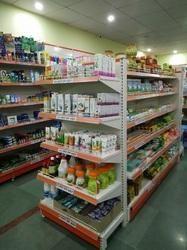 Supermarket Packing Shelves