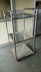 Medical Equipment Trolley